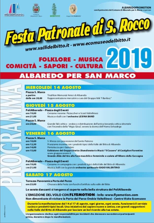 fesa san rocco albaredo 2019-2