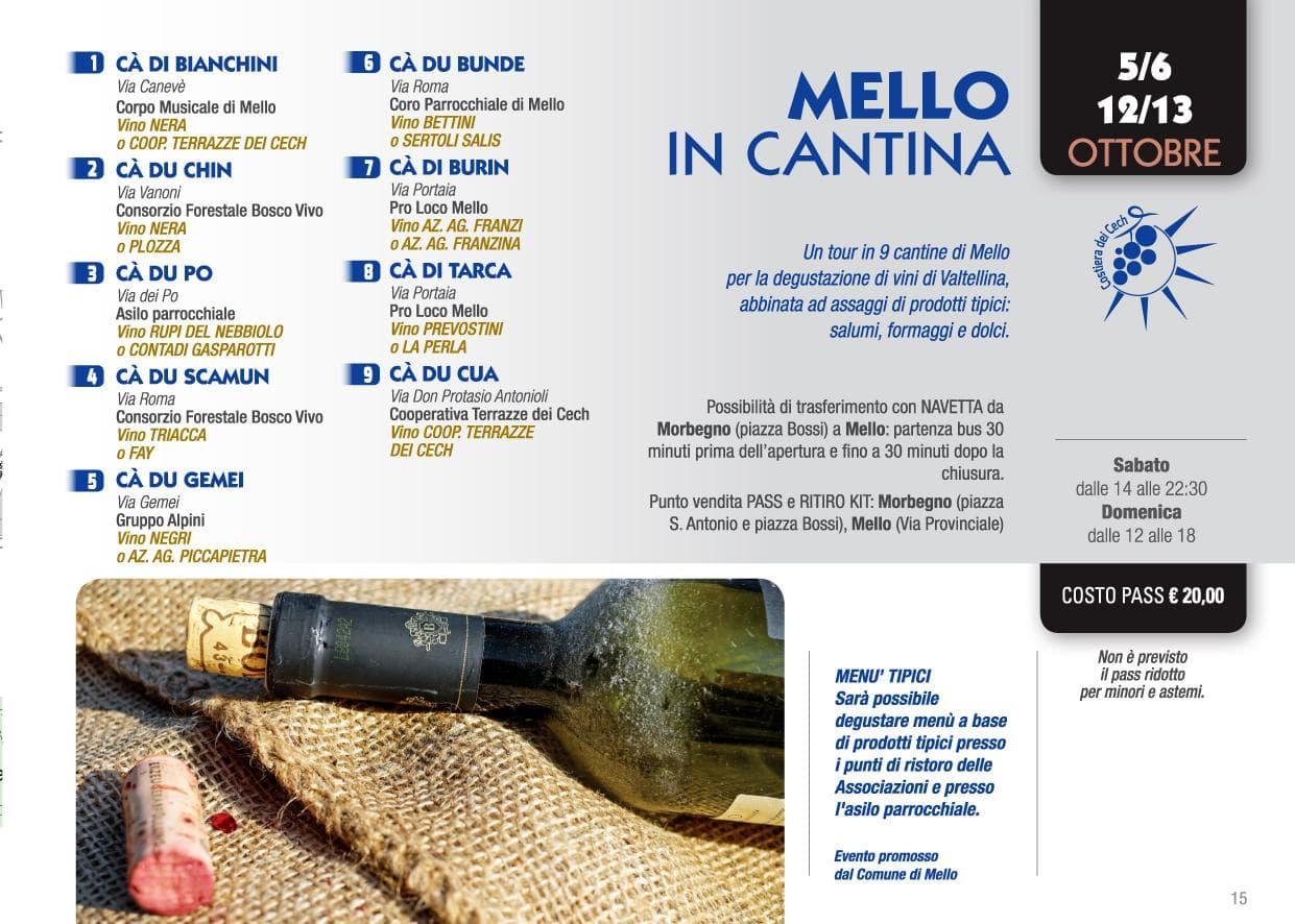mello in cantina 2019-2