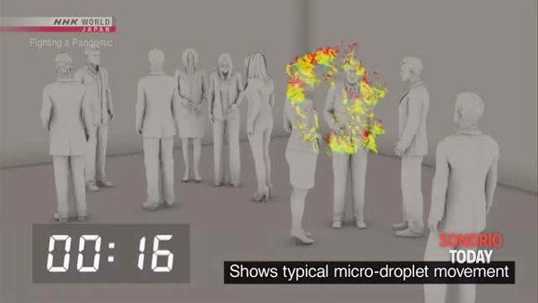 Come si trasmette il coronavirurs? La video-spiegazione del chirurgo del Morelli