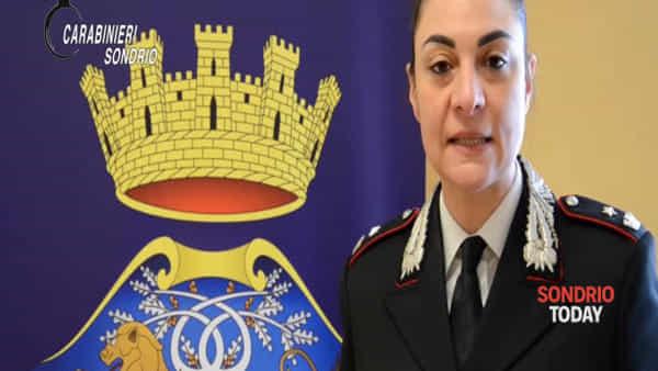 Emergenza coronavirus, i Carabinieri consegnano i libri scolastici a tutti gli alunni della Provincia di Sondrio