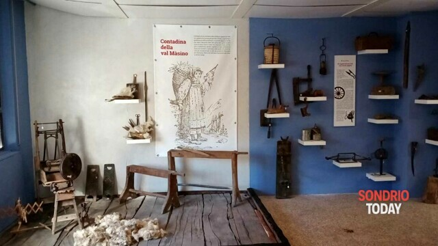Val Masino, the Vallivo Museum gets a makeover thanks to the work of many volunteers thumbnail