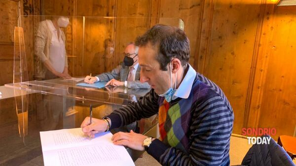 Sport and education: here is the agreement between Nuova Sondrio Calcio and the local school office thumbnail
