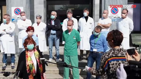 A Sondalo si apre un reparto covid ogni due giorni per i valtellinesi. I medici: «Finiti posti per quelli di fuori provincia»