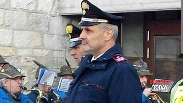 The Novate Mezzola carabinieri station is in mourning for the disappearance of the former commander D'Alessandro thumbnail