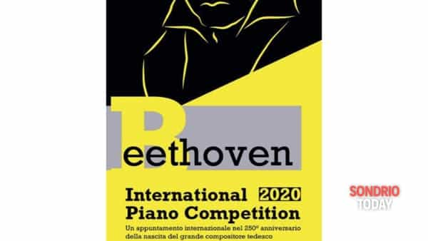 Locandina Premio Beethoven 2020-2