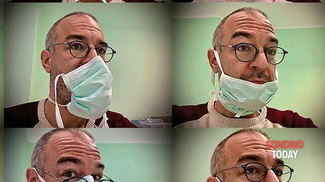 """Doctor Inzirillo's """"Covidiario"""" becomes a book thumbnail"""