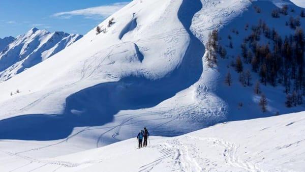Nove splendide gite nel Parco delle Orobie Valtellinesi