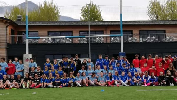 Rugby, le categorie allieve e allievi